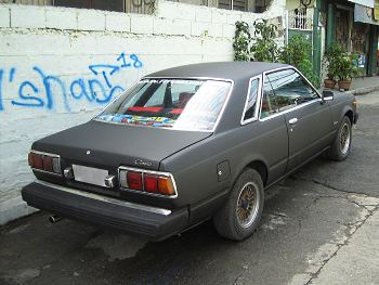 Almost factory stock Toyota Corona RT132 coupe