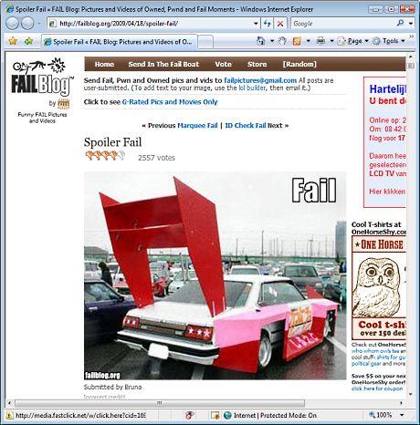 Bosozoku style Nissan Gloria 430 on Failblog