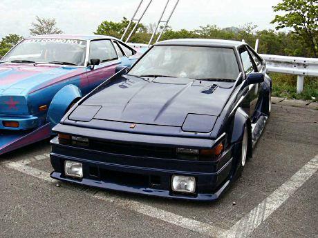 Kyusha styled Toyota Celica XX