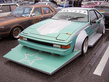Bosozoku styled Toyota Celica XX