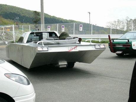 Bosozoku style Celsior VIP car by Daisuke Shouten