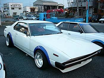 Bosozoku Styled Nissan Skyline C210