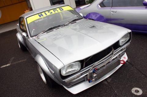 Nissan Skyline GT-R KPGC10 kaidou racer replica