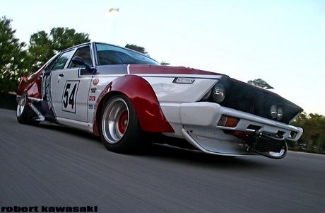 Bosozoku style Skyline C210 Japan by Robert Kawasaki