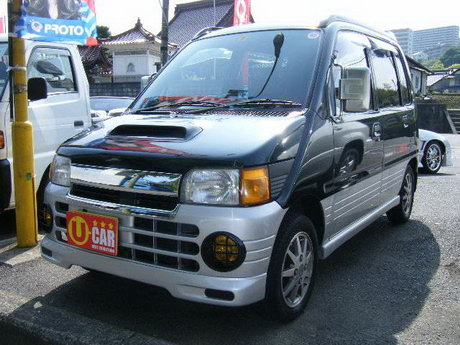 First generation Daihatsu Move RS-XX