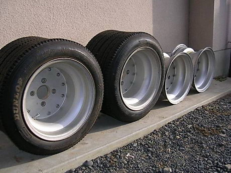 Deep dish SSR mk1 rims: actually not that good as they appear to be...