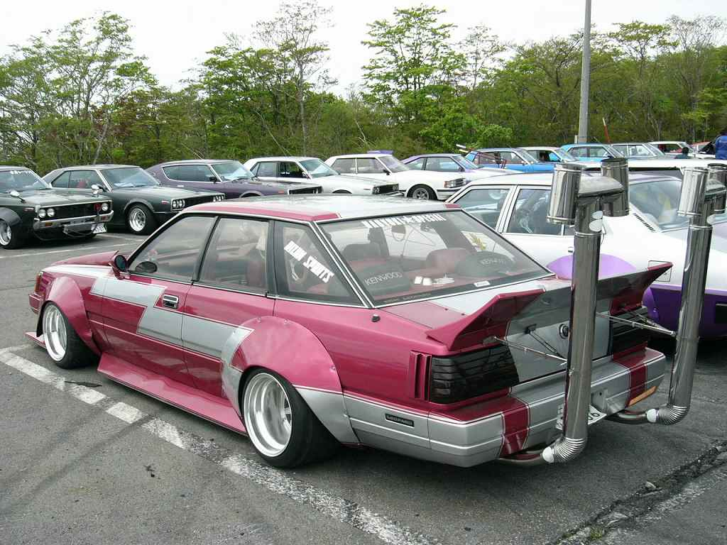 exhaust Archives - Page 4 of 5 - Bosozoku Style