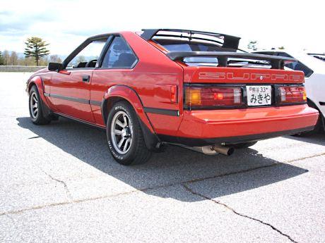 Factory stock kouki Toyota Celica XX