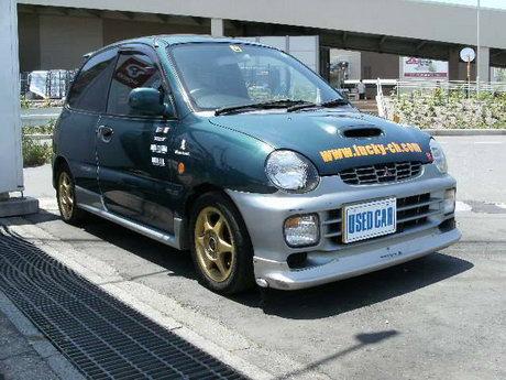 Tuned Mitsubishi Minica Dangan 4