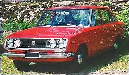 Factory stock zenki Corona Mark II RT60