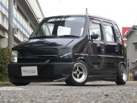 Suzuki Wagon R+ Spunky by ESB