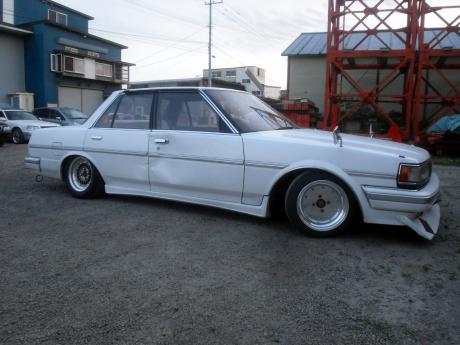 Kyusha Kai Cresta GX71