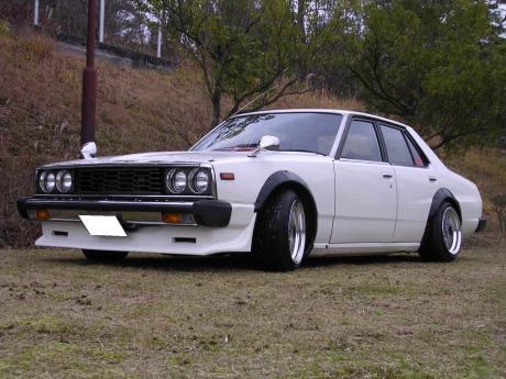 Nissan Skyline C210 SSR Mesh
