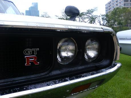 Nissan Skyline KPGC110 headlights