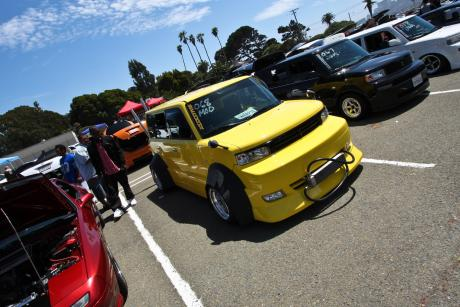 Wallpaper Wednesday: James\' Scion xB