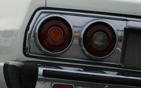 Nissan Skyline Japan tail light