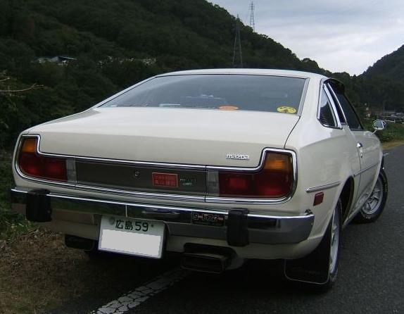 Factory stock Mazda Cosmo RX5