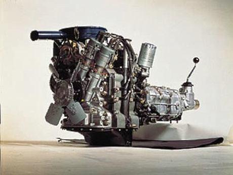 Mazda 10A Wankel engine