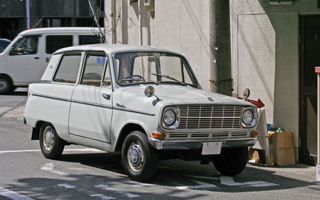 First Shin Mitsubishi Heavy-Industries Minica