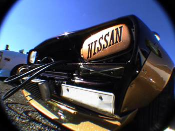 Nice Nissan Skyline C110 Kenmeri