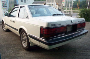 Factory stock Toyota Soarer Z10