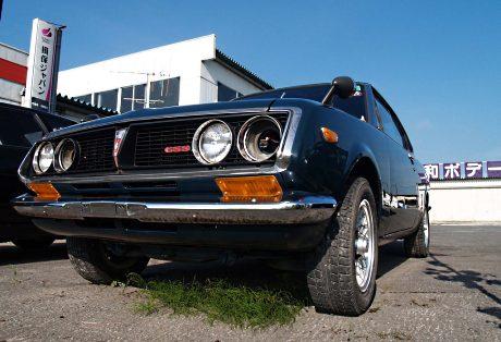 Corona Mark II GSS Hartop Coupe RT75