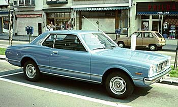Factory stock Toyota Cressida MX41