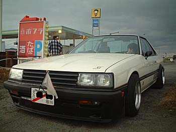 Who needs fender flares on a shakotan DR30?