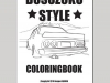 Bosozoku Style Coloringbook