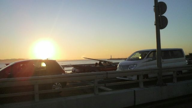Enoshima sunrise meeting