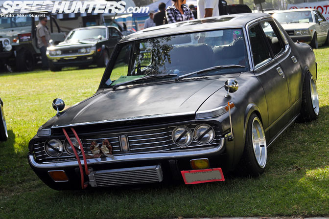Bosozoku styled Crown MS60 on JCCS 2010