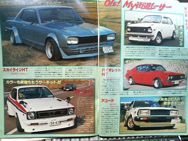 Oh! My Road Racer magazine