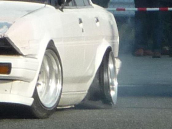 SSR Mk I on Toyota Cresta GX71