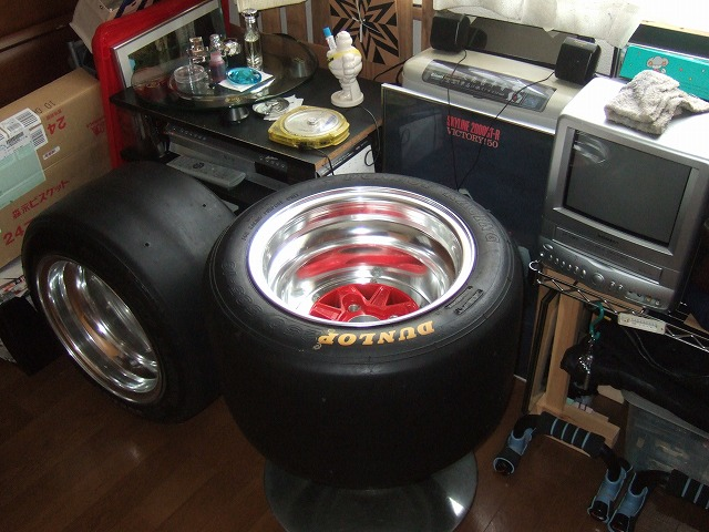 What to do with deep dish rims?