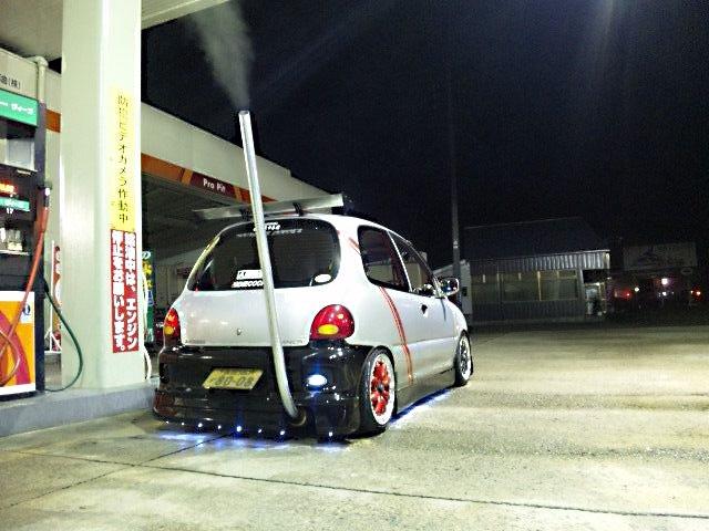 Takeyari Mitsubishi Minica