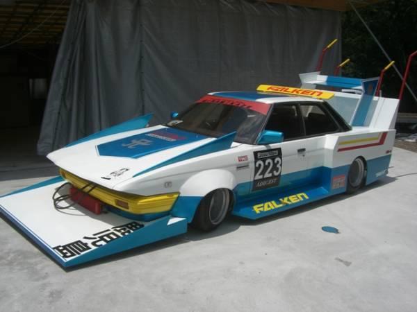 Grachan Falken GX71