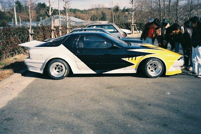 Mazda Savanna RX7 FC