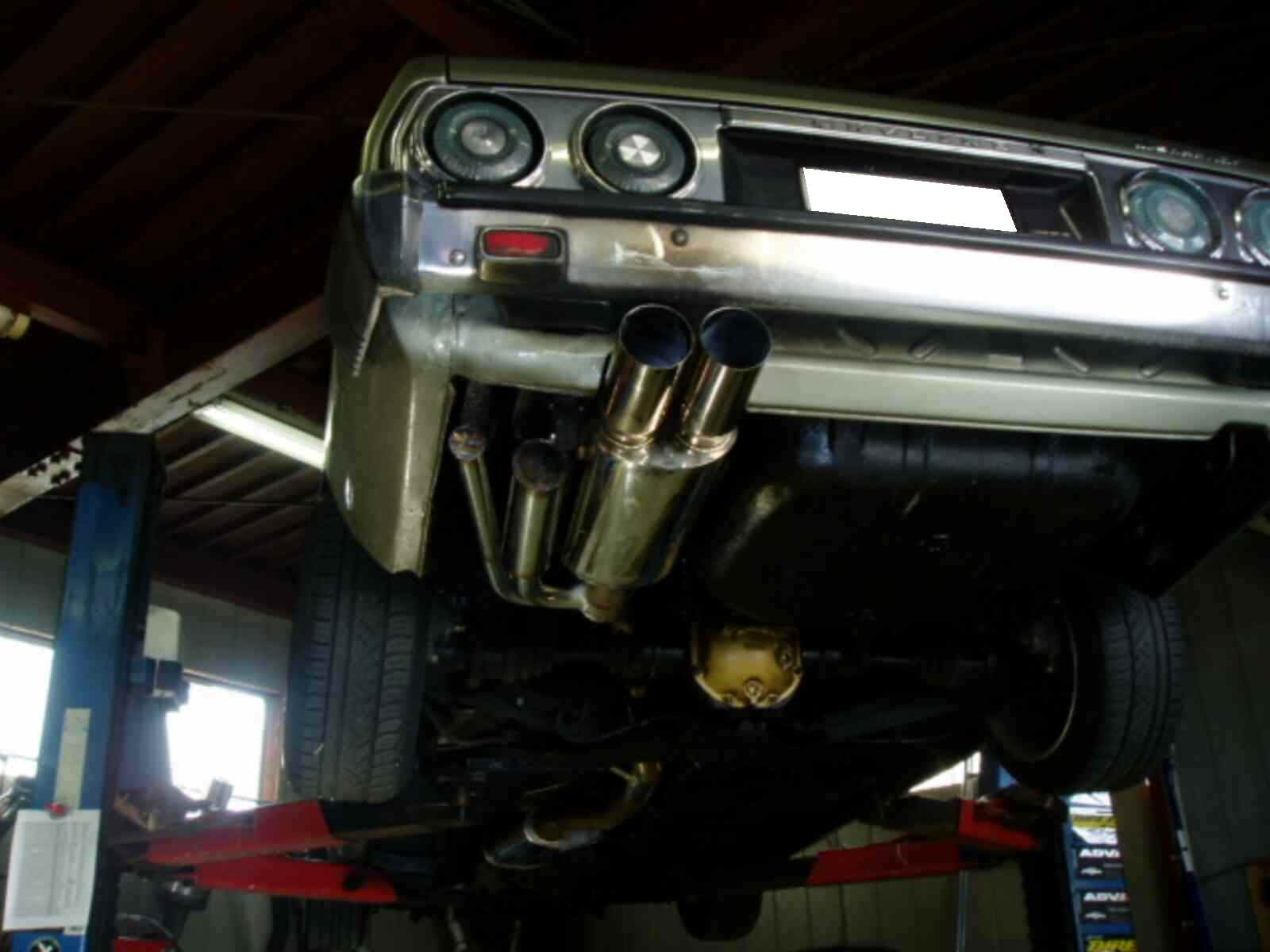 How to create a bosozoku style high pitch muffler