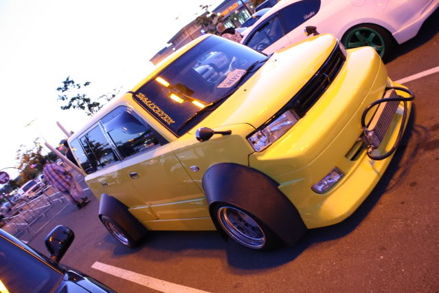 James' Scion xB zokusha
