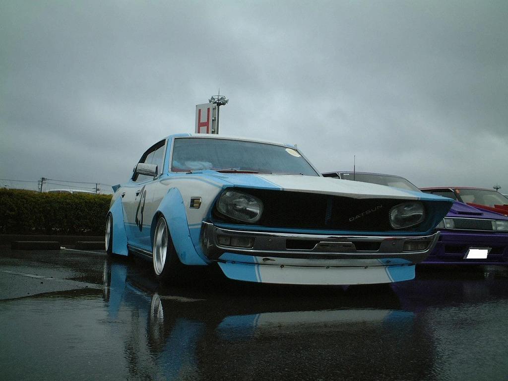 Nissan Cedric 230 #1