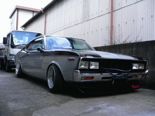 Nissan Laurel C130 #1