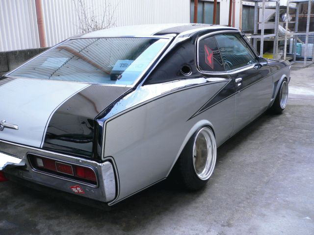 Nissan Laurel C130 #1