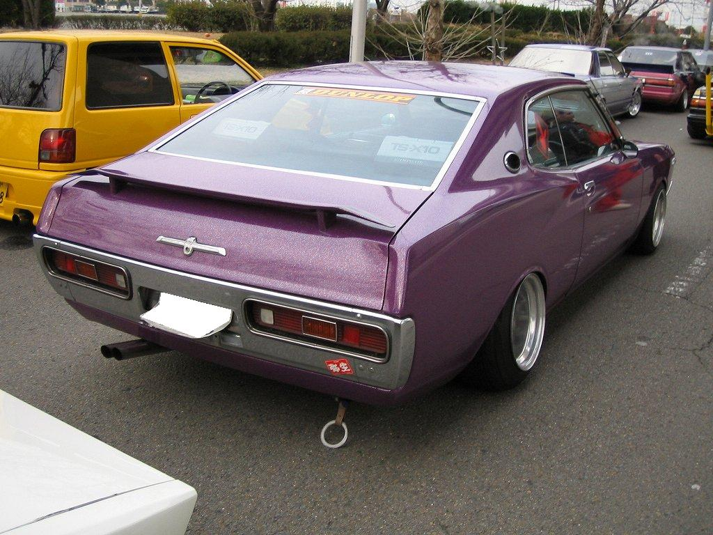 Nissan Laurel C130 #2