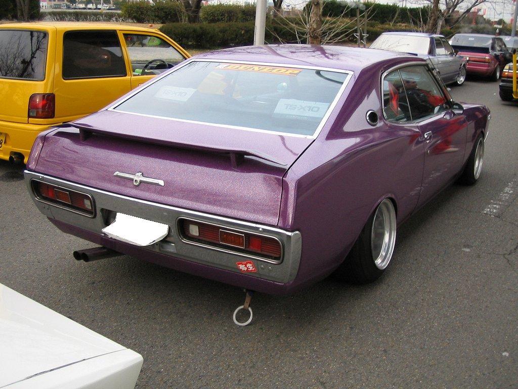 Nissan Laurel C130 #2