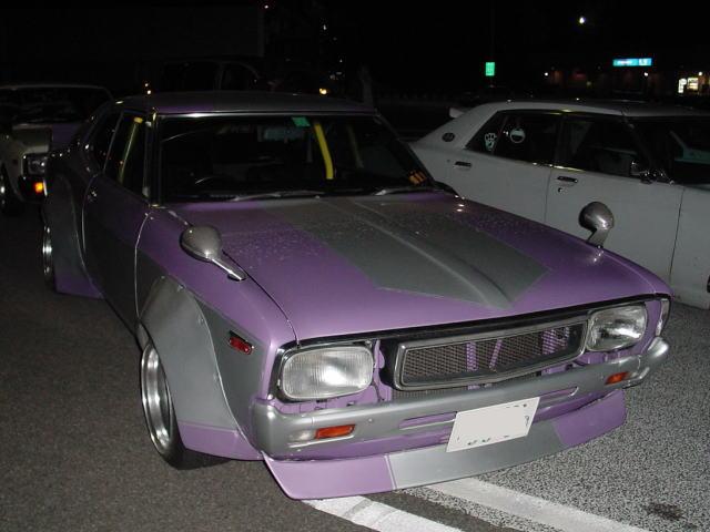 Nissan Laurel C130 #3
