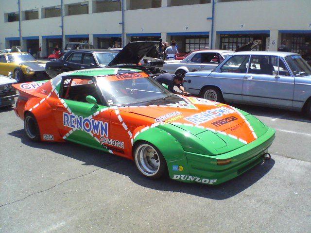 Renown Mazda Savanna SA22