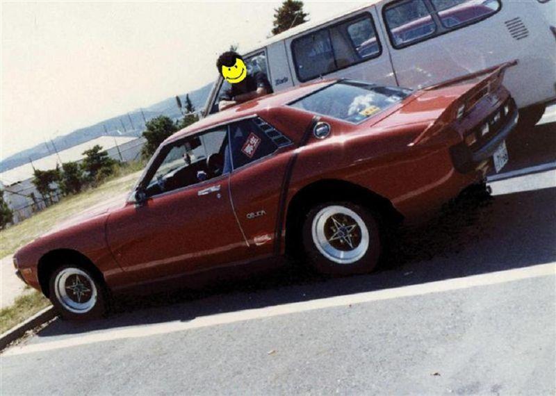 Toyota Celica kaido racer