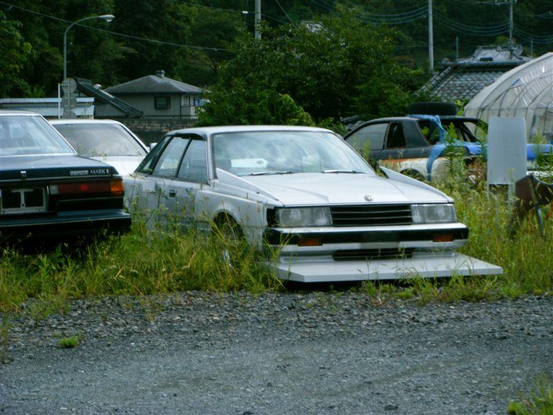 Abandoned kaido racer
