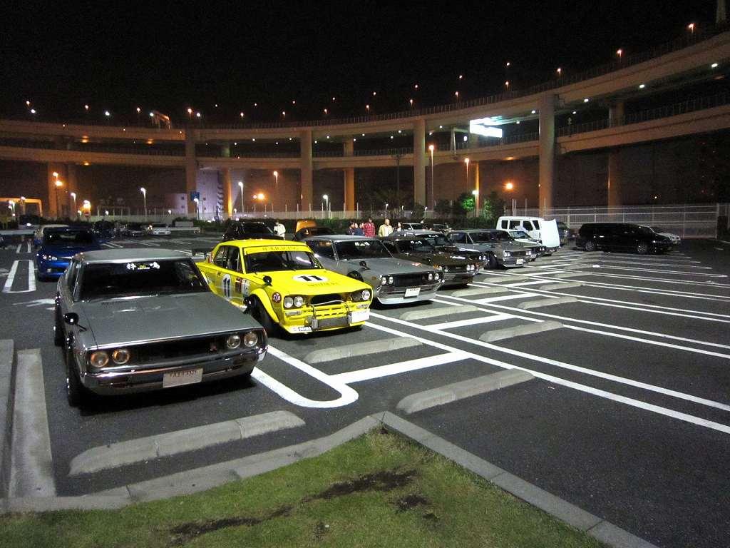 Dual-Factory meeting at Daikoku Futo