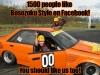 1500 Facebook likes!